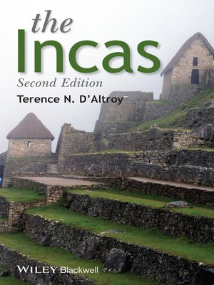 cover image of The Incas