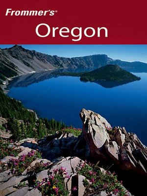 cover image of Frommer's Oregon