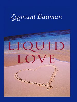 cover image of Liquid Love