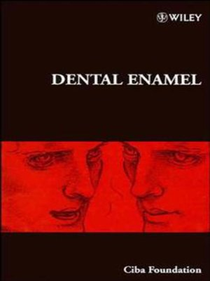 cover image of Dental Enamel