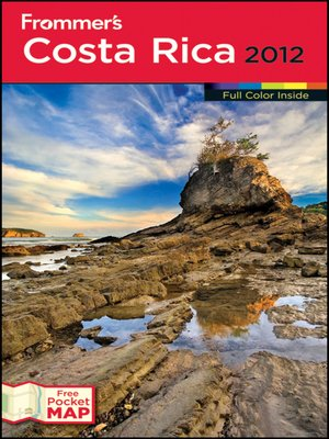 cover image of Frommer's Costa Rica 2012
