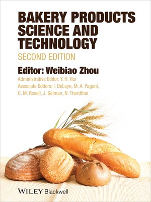 cover image of Bakery Products Science and Technology