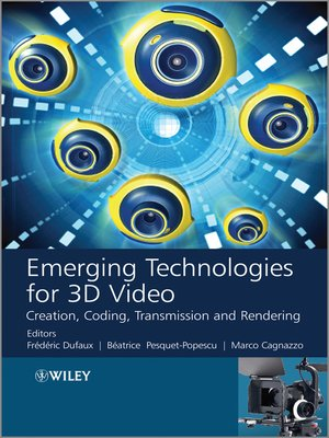 cover image of Emerging Technologies for 3D Video