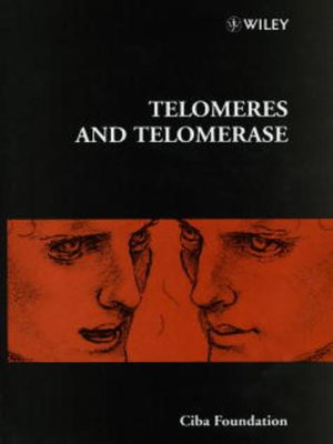 cover image of Telomeres and Telomerase