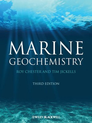cover image of Marine Geochemistry