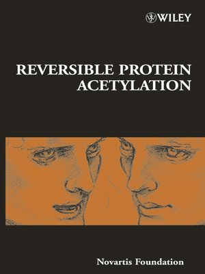 cover image of Reversible Protein Acetylation