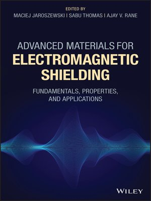 cover image of Advanced Materials for Electromagnetic Shielding