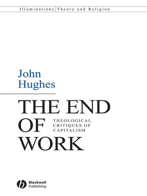cover image of The End of Work