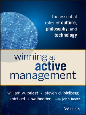cover image of Winning at Active Management