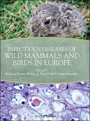 cover image of Infectious Diseases of Wild Mammals and Birds in Europe