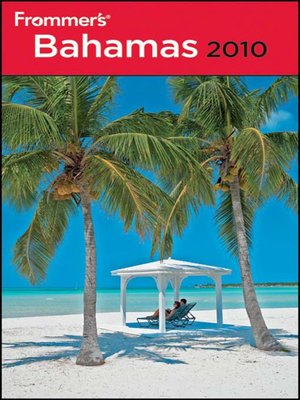 cover image of Frommer's Bahamas 2010