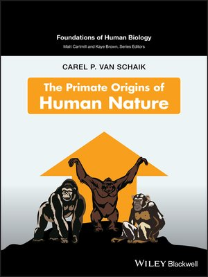 cover image of The Primate Origins of Human Nature