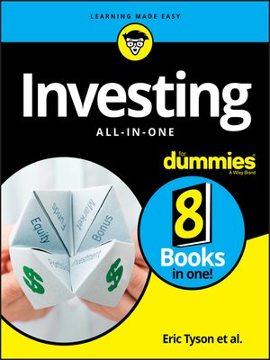 cover image of Investing All-in-One For Dummies