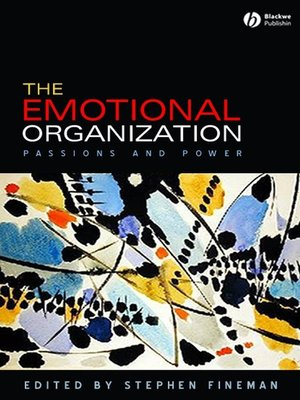 cover image of The Emotional Organization