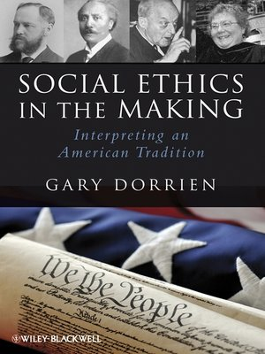 cover image of Social Ethics in the Making