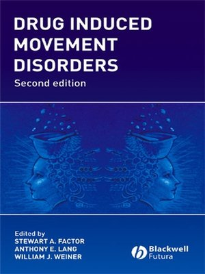 cover image of Drug Induced Movement Disorders