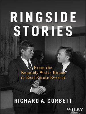 cover image of Ringside Stories