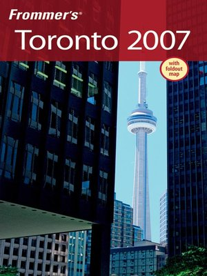 cover image of Frommer's Toronto 2007