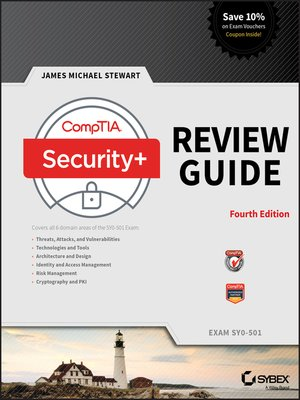 cover image of Wiley Efficient Learning CompTIA Security+ Review Guide