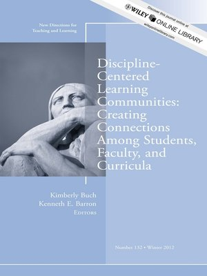 cover image of Discipline-Centered Learning Communities
