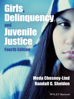 cover image of Girls, Delinquency, and Juvenile Justice