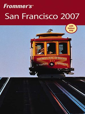 cover image of Frommer's San Francisco 2007