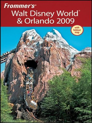 cover image of Frommer's® Walt Disney World and Orlando 2009