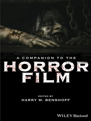 cover image of A Companion to the Horror Film
