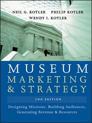 cover image of Museum Marketing and Strategy