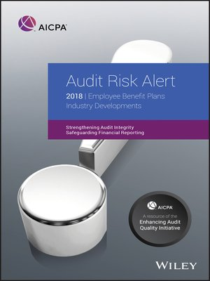 cover image of Audit Risk Alert