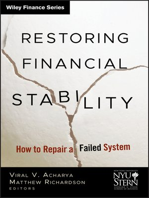 cover image of Restoring Financial Stability
