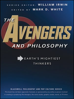 cover image of The Avengers and Philosophy