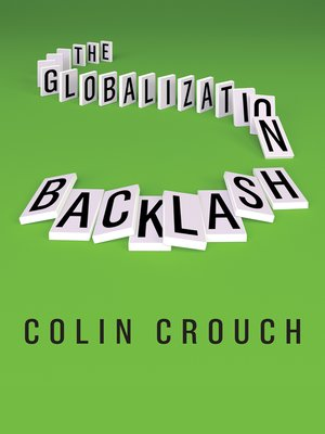 cover image of The Globalization Backlash