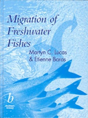 cover image of Migration of Freshwater Fishes