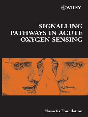 cover image of Signalling Pathways in Acute Oxygen Sensing