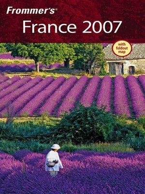 cover image of Frommer's France 2007