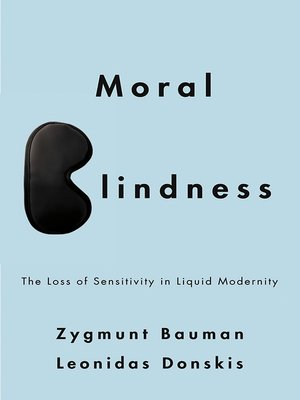 cover image of Moral Blindness