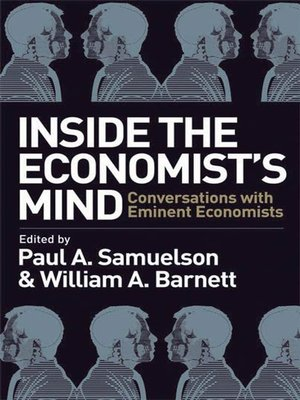 cover image of Inside the Economist's Mind
