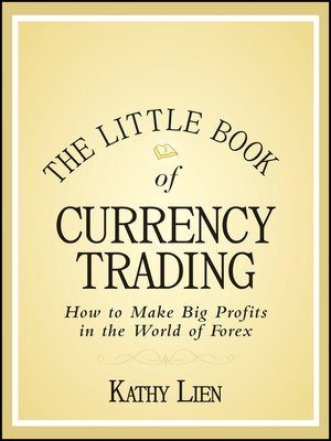 cover image of The Little Book of Currency Trading