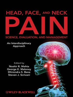 cover image of Head, Face, and Neck Pain Science, Evaluation, and Management