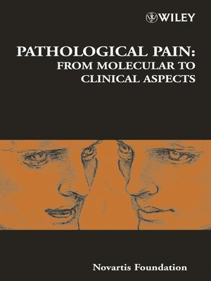 cover image of Pathological Pain