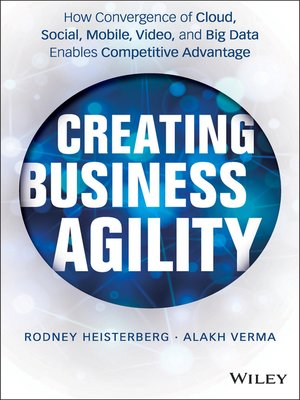 cover image of Creating Business Agility