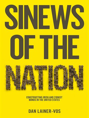 cover image of Sinews of the Nation