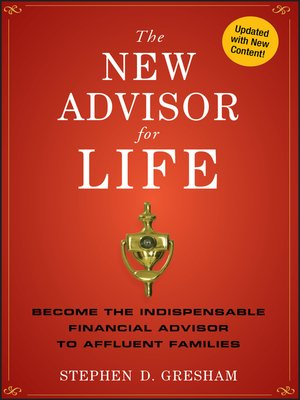 cover image of The New Advisor for Life