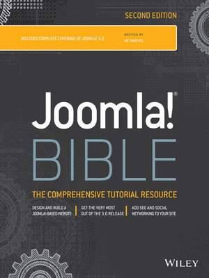 cover image of Joomla! Bible