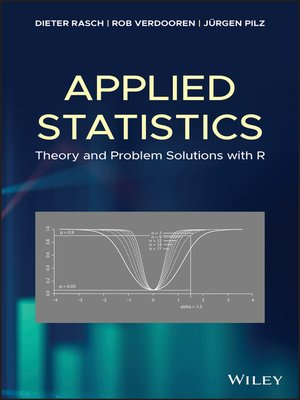 cover image of Applied Statistics