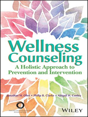 cover image of Wellness Counseling