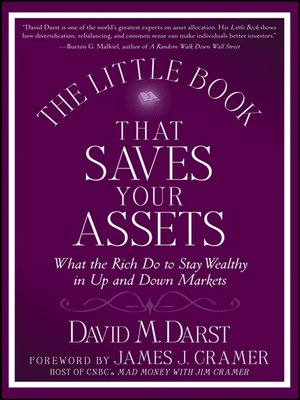 cover image of The Little Book that Saves Your Assets