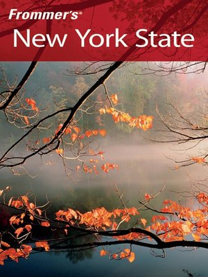 cover image of Frommer's New York State