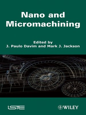 cover image of Nano and Micromachining